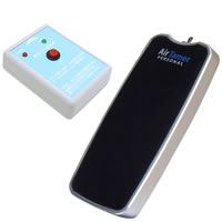 AirTamer A310 with Ion Detector | USB Personal Negative Ion Generator, Air Purifier