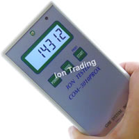 Air Ion Counter Tester for Ore COM-3010PROX