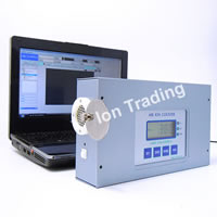 PC Connectable Highly Accurate Air Ion Counter COM-3200PRO II