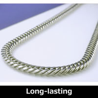 Pure Titanium Curb Chain Necklace (12mm Super Wide Version) 60cm (23.6